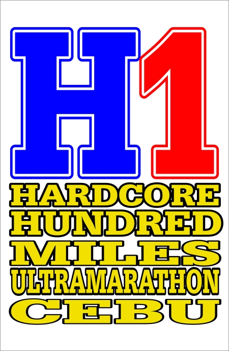 hardcore hundred miles ultramarathon, cebu, philippines