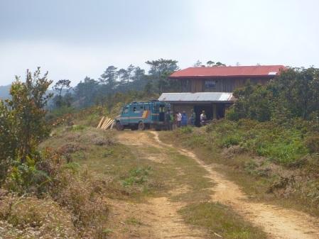 bundao aid station