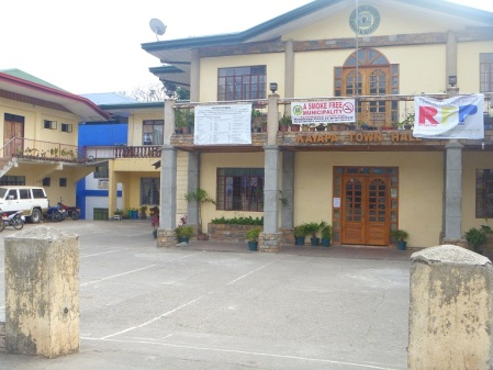 kayapa municipal hall